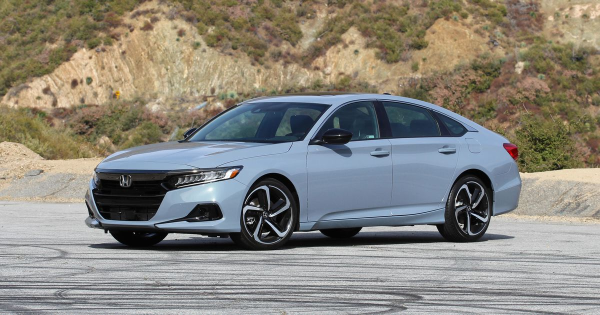 2021 Honda Accord assessment: Pretty much as good because it's ever been