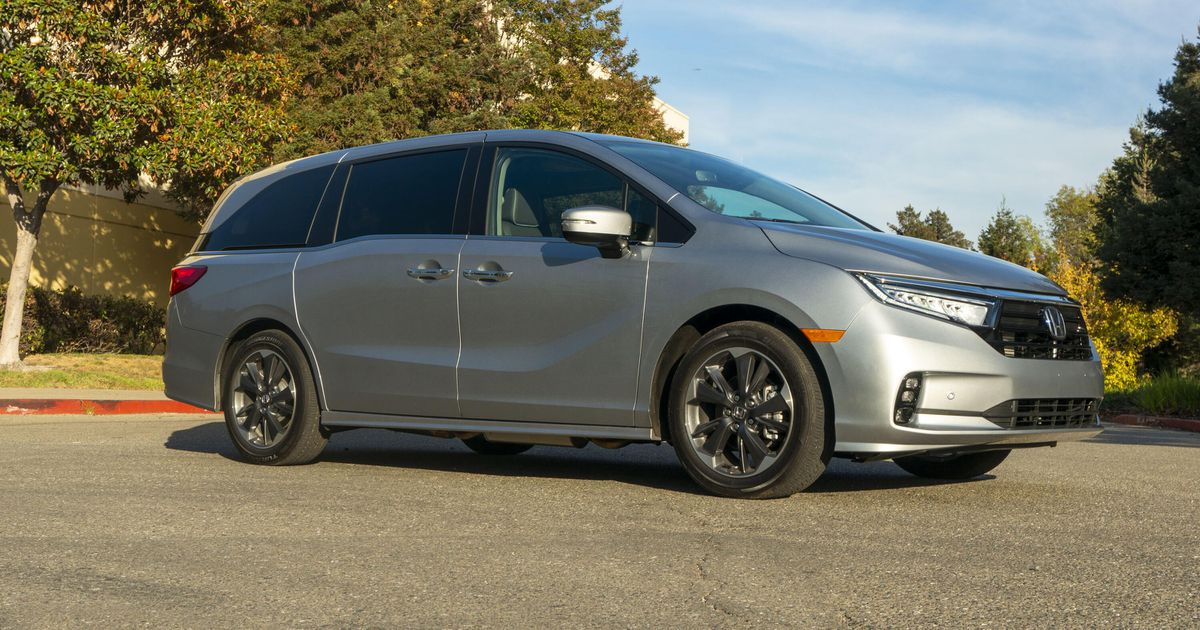 2021 Honda Odyssey assessment: Carry children and cargo, no crossover required