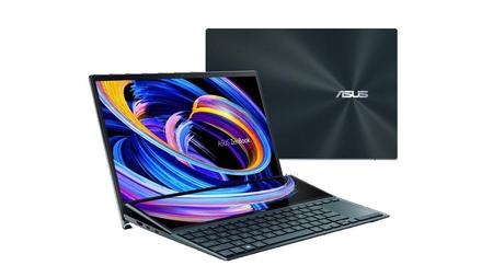 Asus Has a New ZenBook Duo For 2021 With a New Hinge Design