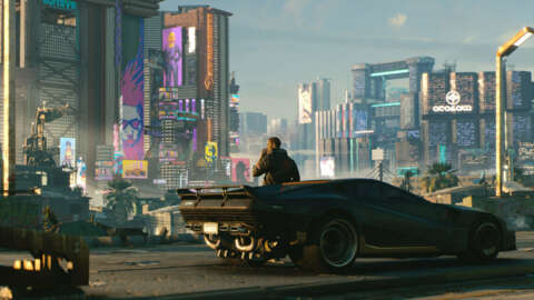 CD Projekt Faces One other Class-Motion Lawsuit Over Cyberpunk 2077