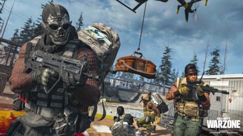 Name Of Responsibility Warzone's Story Wraps In New Unlockable Cutscene