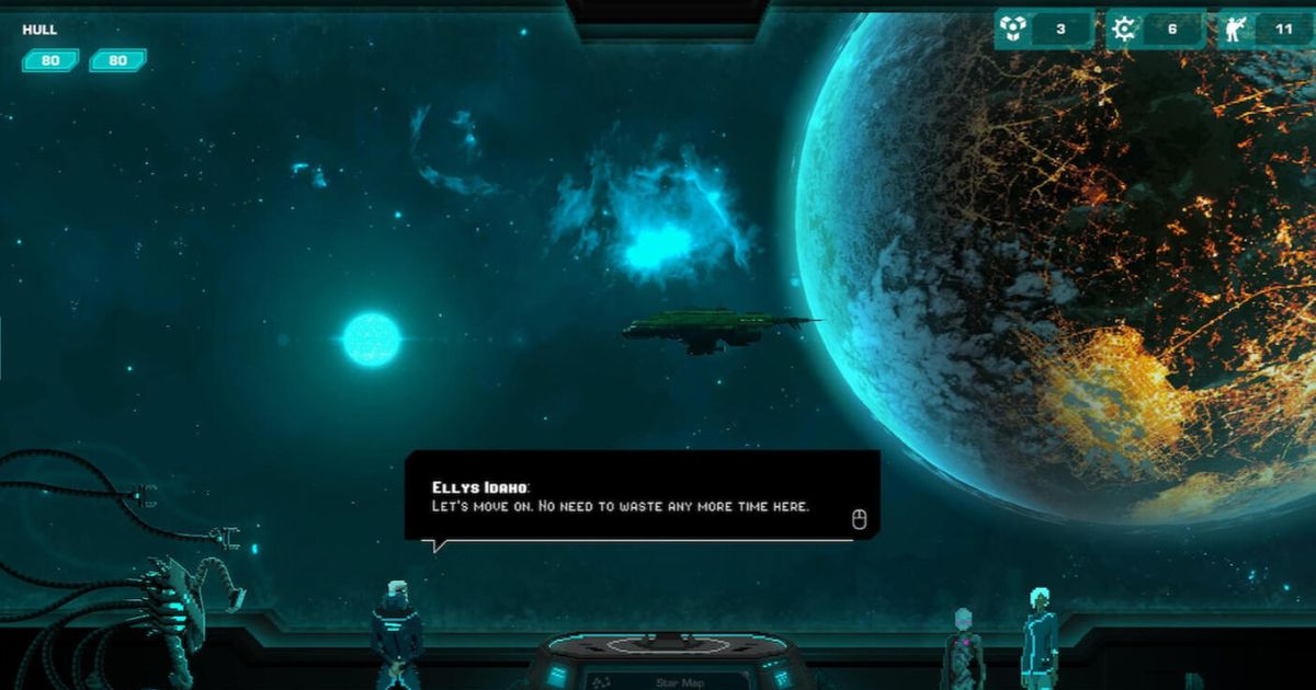 Crying Suns, the favored area RPG recreation, is free for the taking