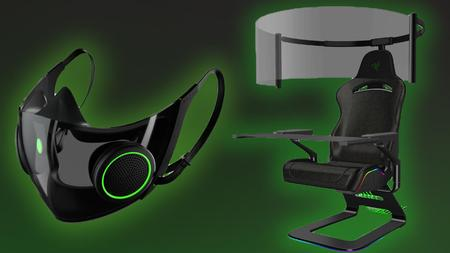 Razer Introduced Some Actually Loopy Stuff at CES 2021