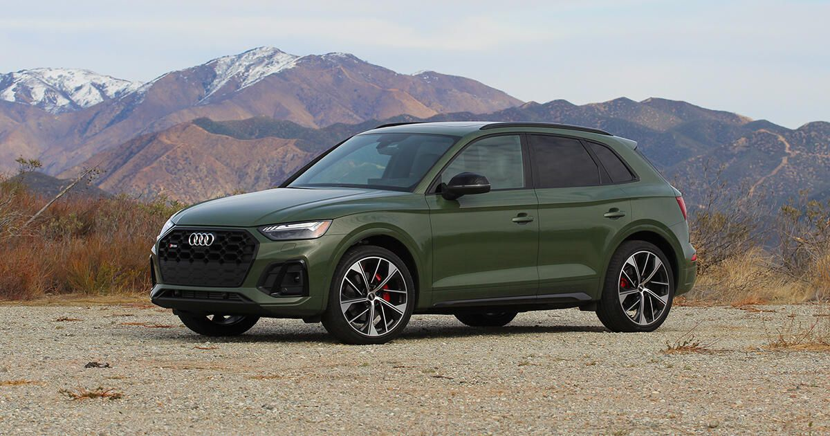 2021 Audi SQ5 evaluate: Just a little extra S, please