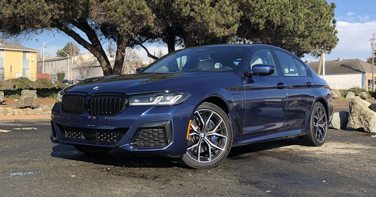 2021 BMW 530e overview: A likable however compromised plug-in hybrid sedan