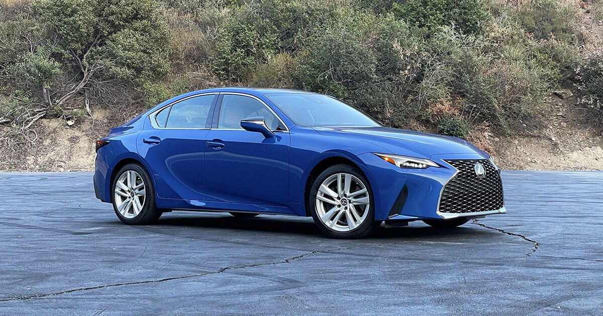 2021 Lexus IS 300 assessment: Nonetheless so near greatness