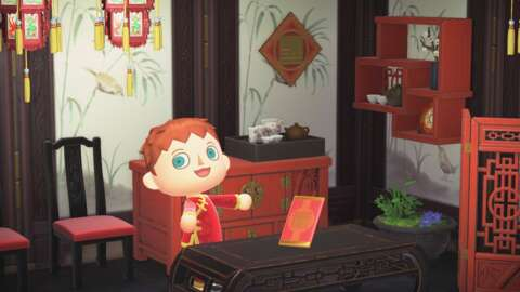 Animal Crossing Provides Lunar New 12 months Objects For A Restricted Time