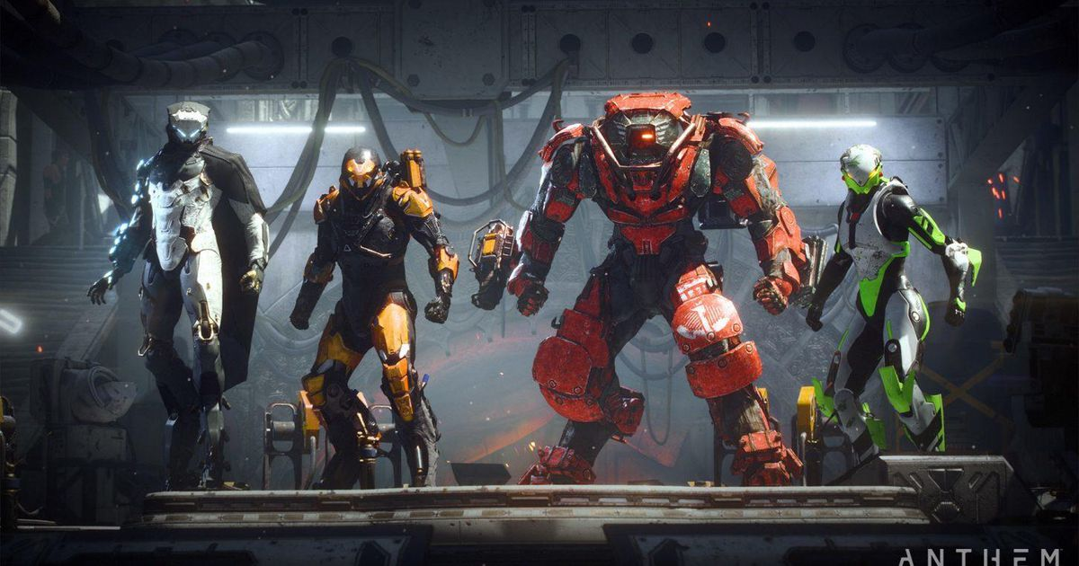 EA will determine what to do with BioWare's Anthem this week, report says