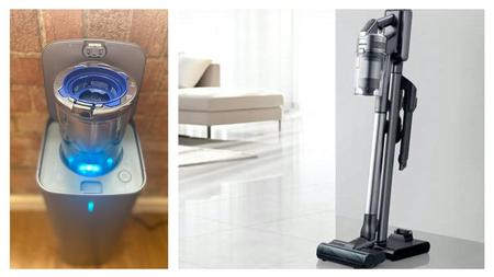 Get a free Samsung Clear Station price £199 once you purchase a Jet 90 vac