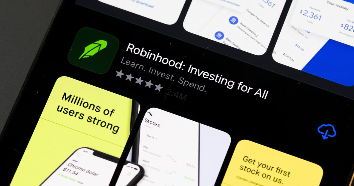 Robinhood backlash: Here is what it's best to know concerning the GameStop inventory controversy