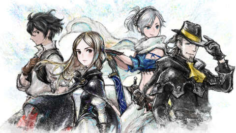 Smash Bros. Final Is Including Bravely Default 2 Spirits This Week