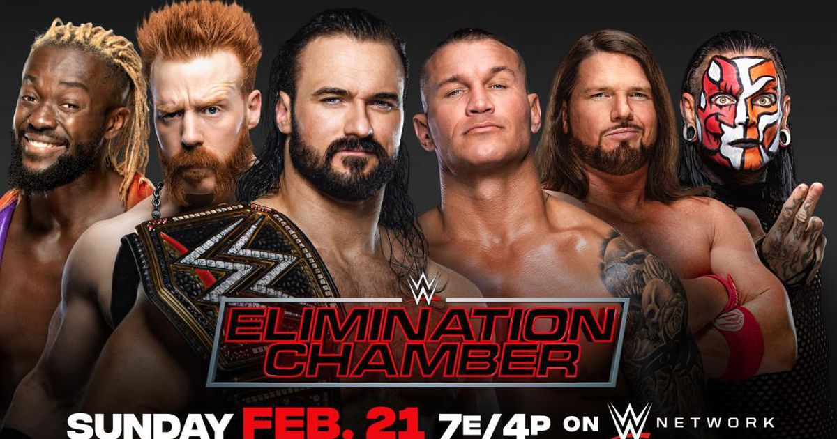 WWE Elimination Chamber 2021: Begin occasions, the best way to watch, full card and WWE Community