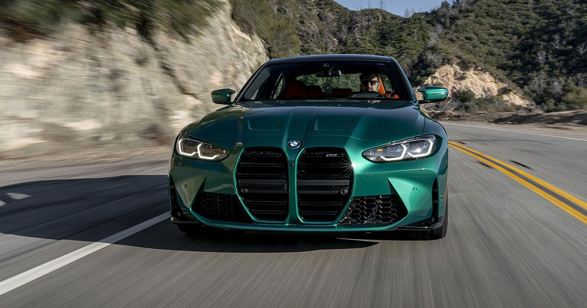 2021 BMW M3 first drive evaluation: Redemption by means of efficiency