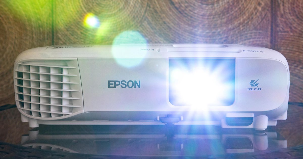 Epson Residence Cinema 880 projector overview: Vibrant and low-cost, however that is about it