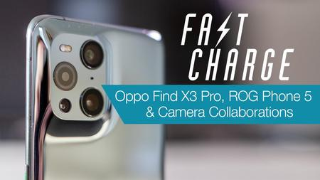 Discover X3 Professional, ROG Cellphone 5 & Digicam Collabs