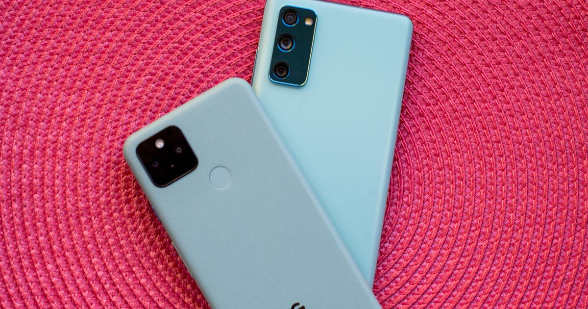 Galaxy S21 vs. Pixel 5: Which Android cellphone must you purchase?