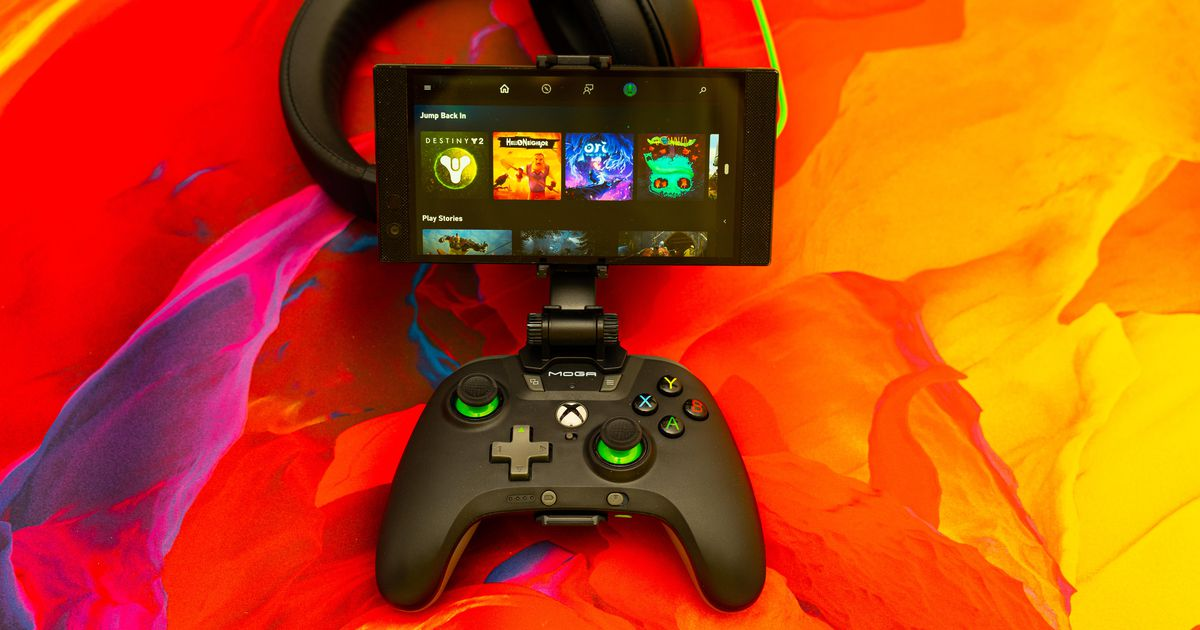 Microsoft reportedly testing xCloud in 1080p