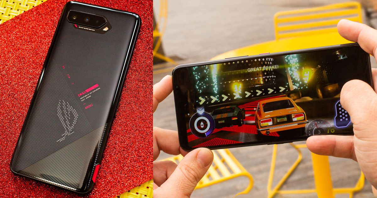 Assessment: Asus ranges up with new ROG Cellphone 5 – Video
