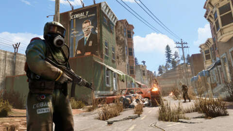 Rust: Console Version Comes To PS4 And Xbox One Could 21