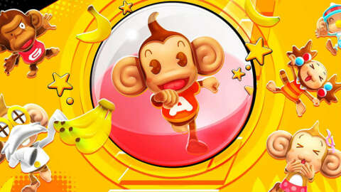 New Tremendous Monkey Ball Title Probably Leaked