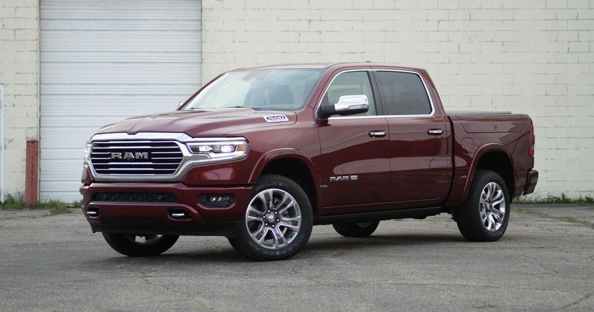2021 Ram 1500 Limited Longhorn review: $70,000 show horse