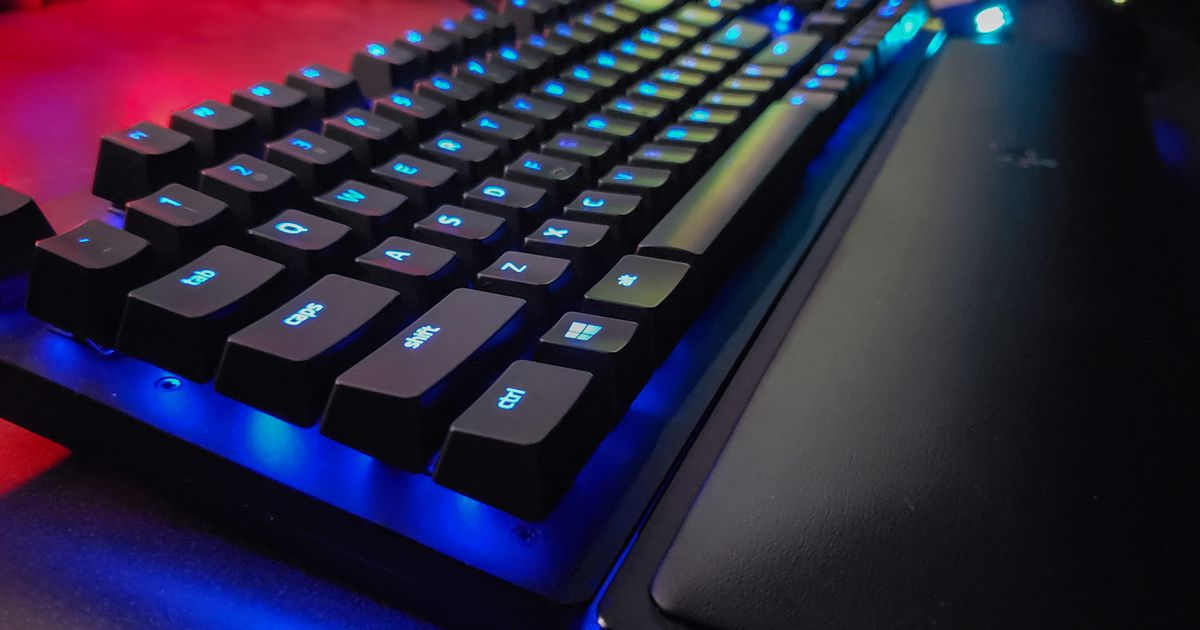 Best gaming keyboard for 2021
