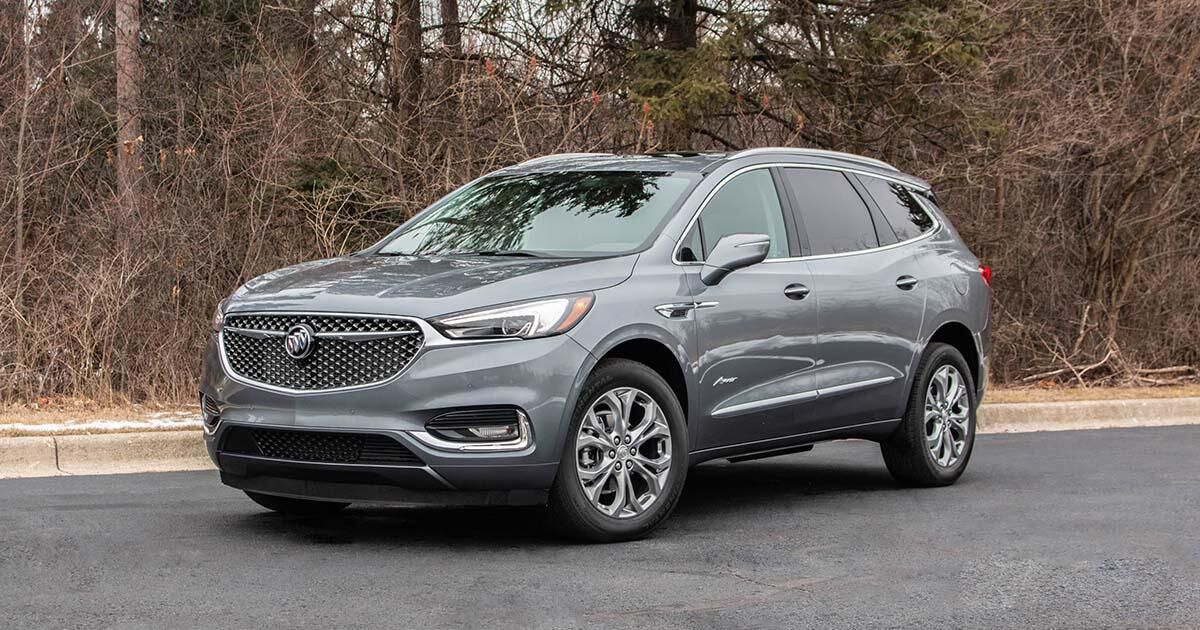 2021 Buick Enclave review: Low-key comfort wagon