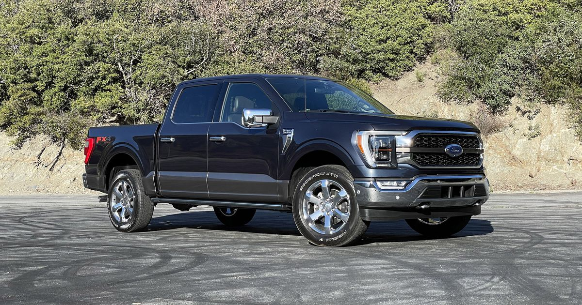 2021 Ford F-150 review: Setting a higher bar