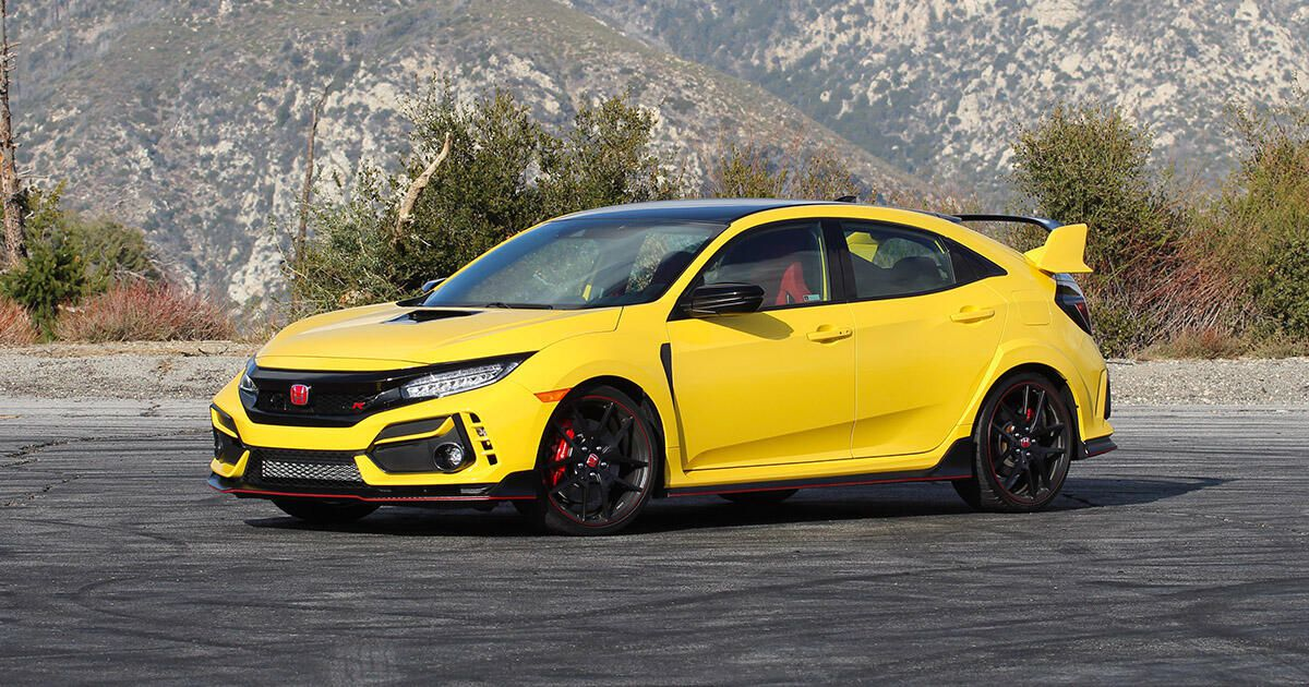 2021 Honda Civic Type R Limited Edition review: Sharper on the track, but still great on the street