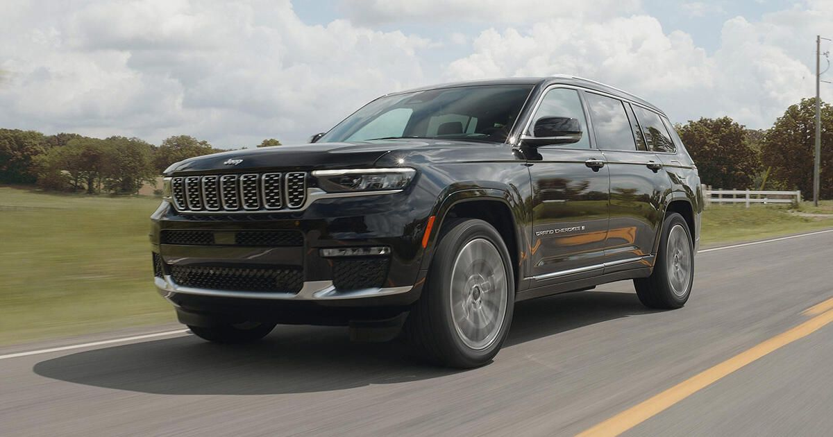 2021 Jeep Grand Cherokee L first drive review: What the L?