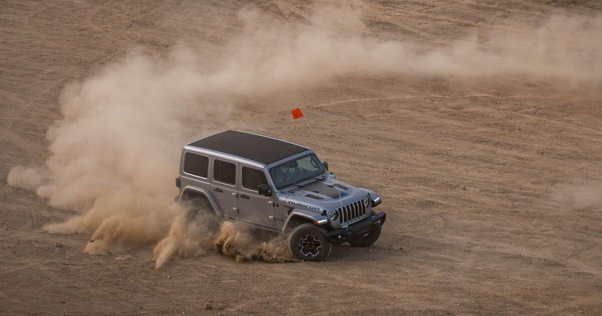 2021 Jeep Wrangler Unlimited Rubicon 4xe review: Cutting-edge anachronism