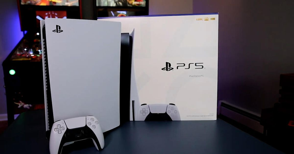A PS5 restock will happen at Sony's PlayStation Direct today (Update: Sold out)