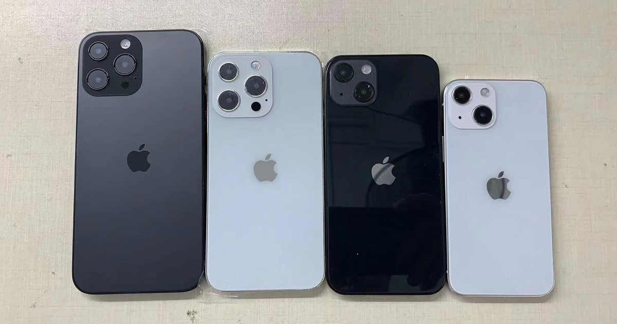 Everything we know about the iPhone 13's camera setup so far