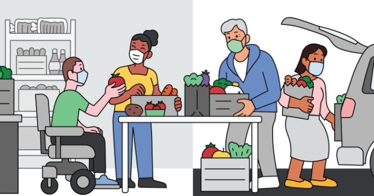 Google launches tool to help people find food support in their community