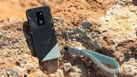 Motorola revives the Defy range, with a new rugged smartphone for 2021