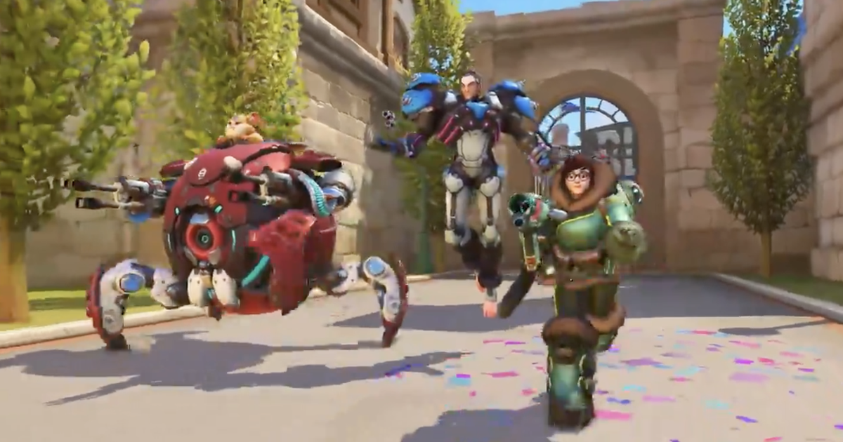Overwatch cross-play goes live today