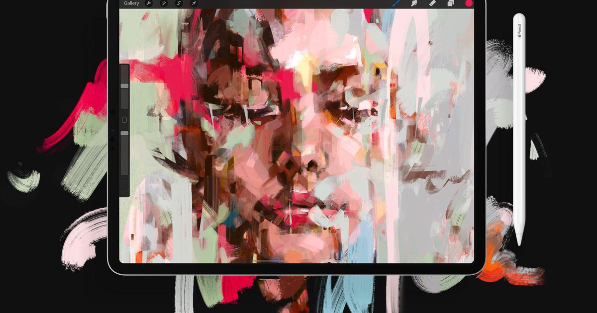 Procreate app review: Digital art on iPad has never been easier with this $10 app