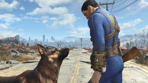 River, The Real Dog That Inspired Fallout 4's Dogmeat, Has Died
