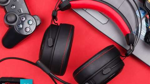 Save 45% On This Universal Gaming Headset