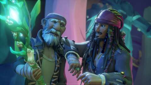 Sea Of Thieves' Pirates Of The Caribean Expansion Makes It A Lot Less Painful To Play Alone