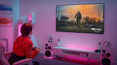 Select LG OLED TVs updated with 4K 120Hz Dolby Vision gaming mode