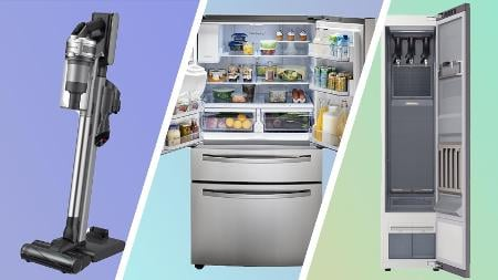 Shop Samsung's 4th of July Sale For Huge Appliances Discounts