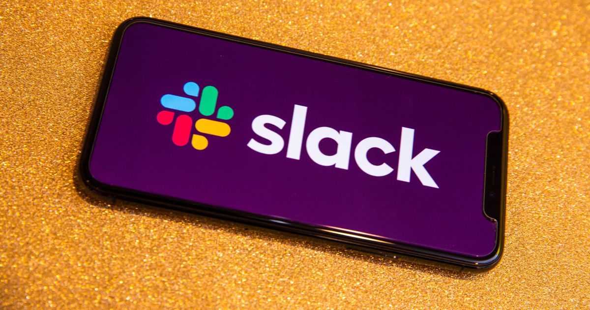 Slack Huddles try to re-create casual office conversations