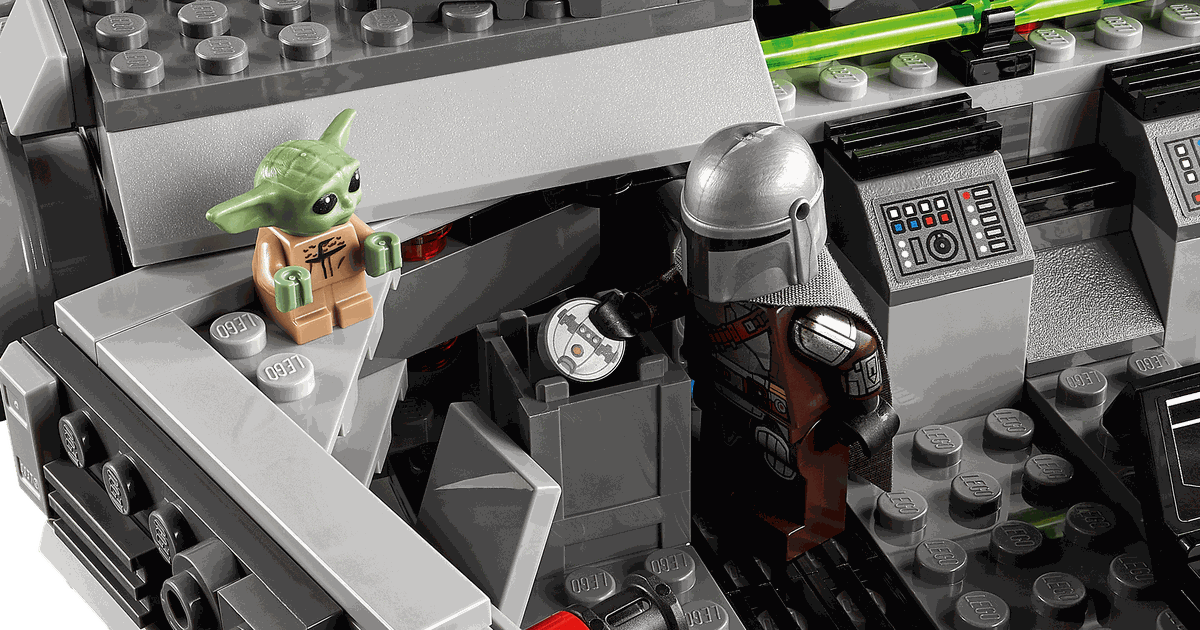 Star Wars Mandalorian Lego sets come with cute Baby Yoda