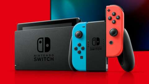 Switch Users Reporting Download Issues After New Update