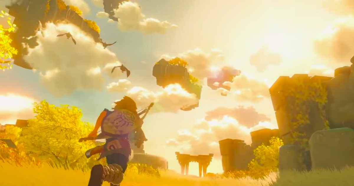 The best E3 2021 trailers: Zelda, Halo Infinite, Elden Ring and more