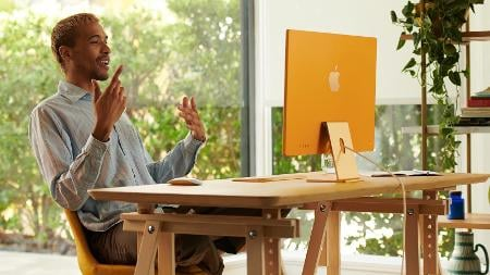 Where to Buy the New 24in Apple iMac (M1, 2021) UK: Save £112