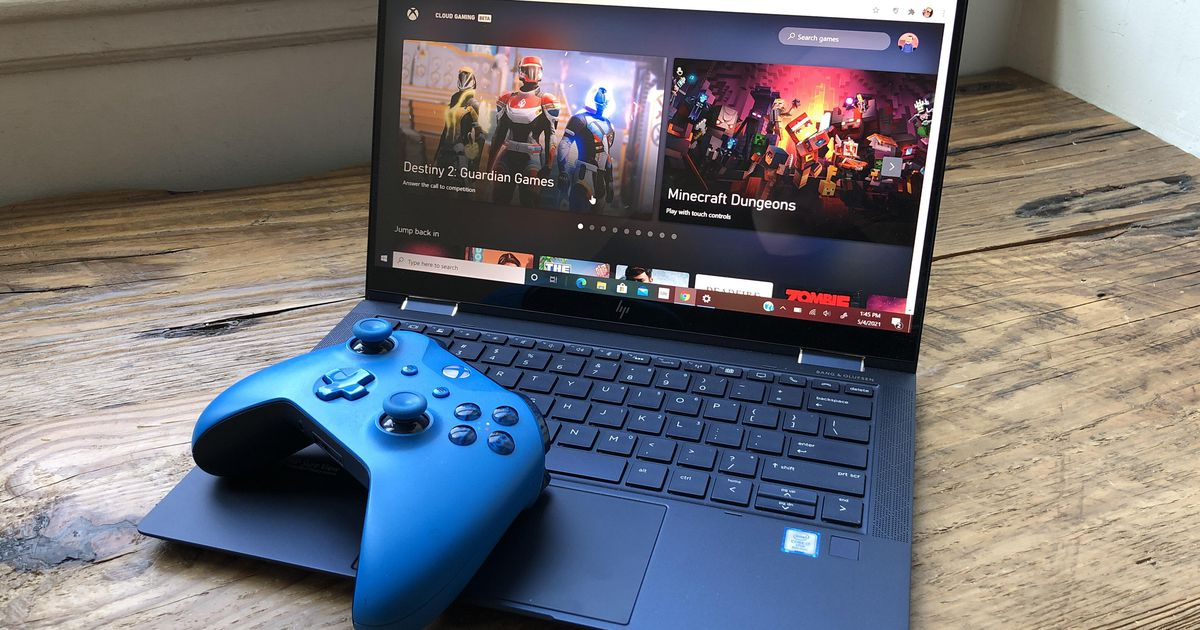 Xbox Cloud Gaming hands-on: How to play Xbox games on your iPad or laptop