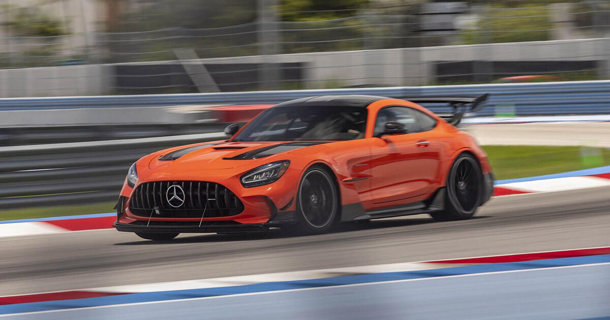 2021 Mercedes-AMG GT Black Series first drive review: Wolf in wolf's clothing