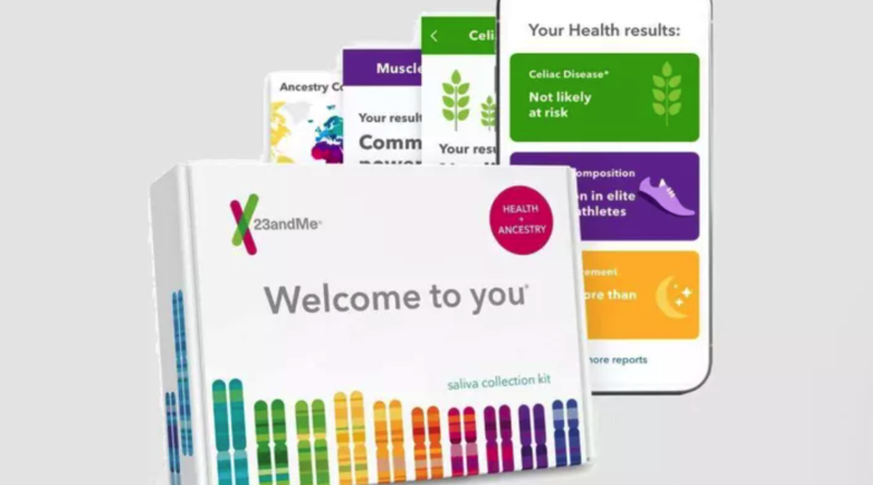 23andMe is on sale for $99 today